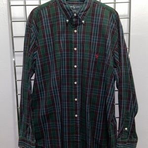 Polo Ralph Lauren Plaid Button-Down